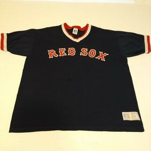 Vintage Russell Athletic Red Sox Shirt 80S 90S